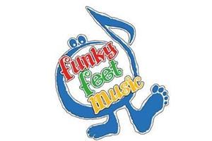 Funky Feet Music Logo