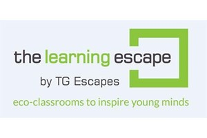 The Learning Escape by TG Escapes Logo