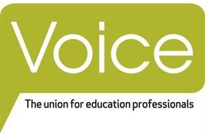 Voice, the Union Logo