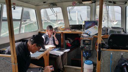 Cowes Week: Radio rocks the boats