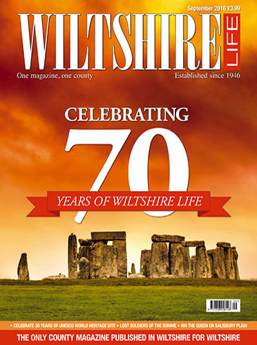 September 2016 - Celebrating 70 years of Wiltshire Life