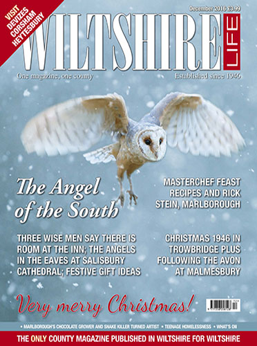 December 2016 - The Angel of the South