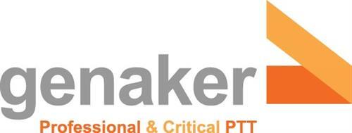 Genaker Professional & Critical Push to Talk