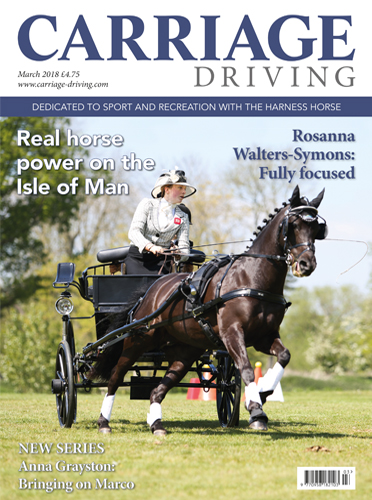 March 2018 Issue - Real horse power on the Isle of Man