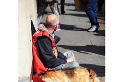 Homeless people have specialist healthcare needs