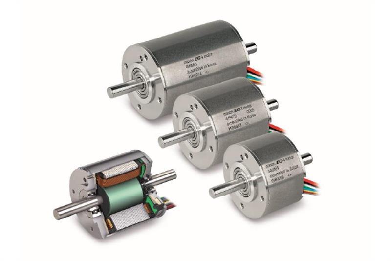 high torque dc brushless motors