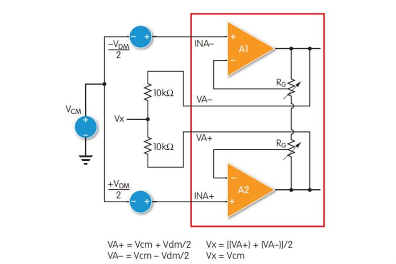 why instrumentation amplifiers are the circuits of choice for sensor rh newelectronics co uk