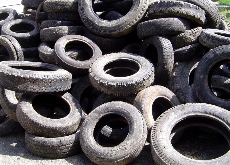 Dumping cheap tyres on market devastates retread tyre