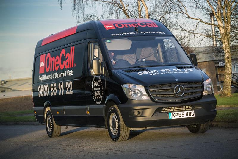 e11d562bf8d8 Biffa launches emergency waste remove service with Mercedes-Benz vans