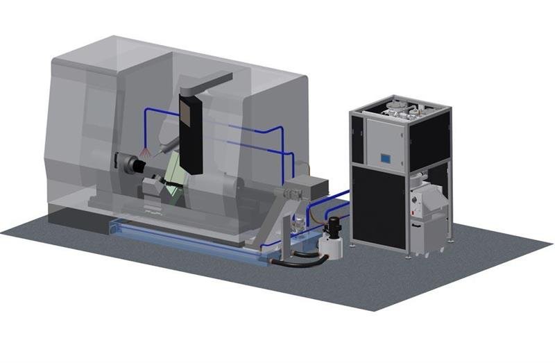 Machine Tool Coolant Systems : Machinery news articledetailaspxarticleid