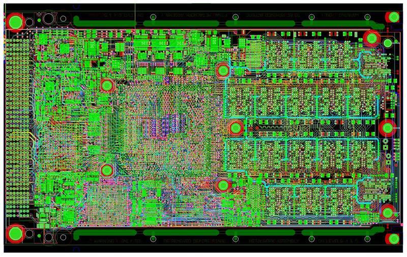 3U VPX module wins PCB design competition