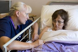 Moving care into the communtiy could improve care