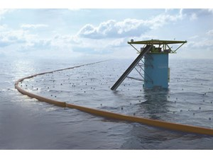 Boyan Slat want to rid the ocean of plastic