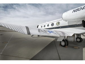 Nasa morphing wing for cleaner greener skies