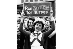 The RCN turned 100 on 27 March