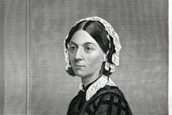 The event is held on Florence Nightingale's birthd
