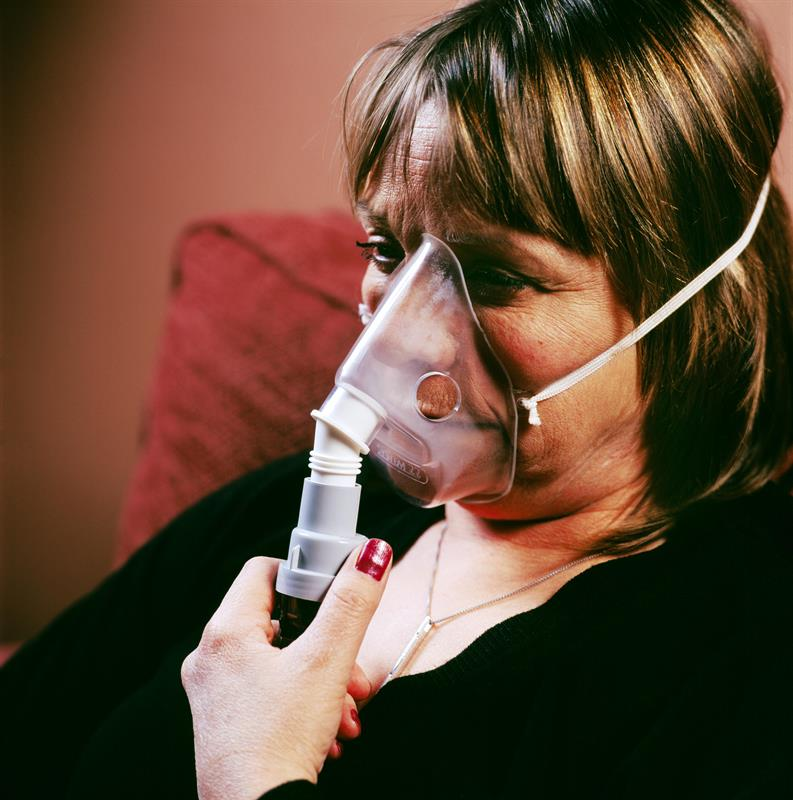 Oxygen therapy sexual activity