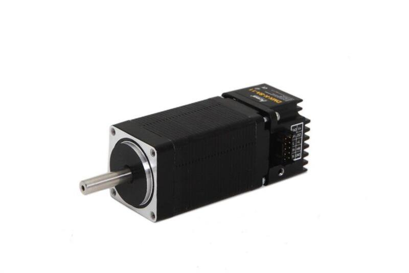 Fully Integrated Microstep Motor Controller