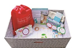 Baby Box has been credited with reducing mortality