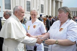 Meeting the Pope was the highlight of the trip for
