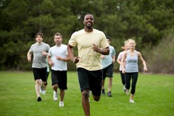 Exercise and diet are key strategies to deal with