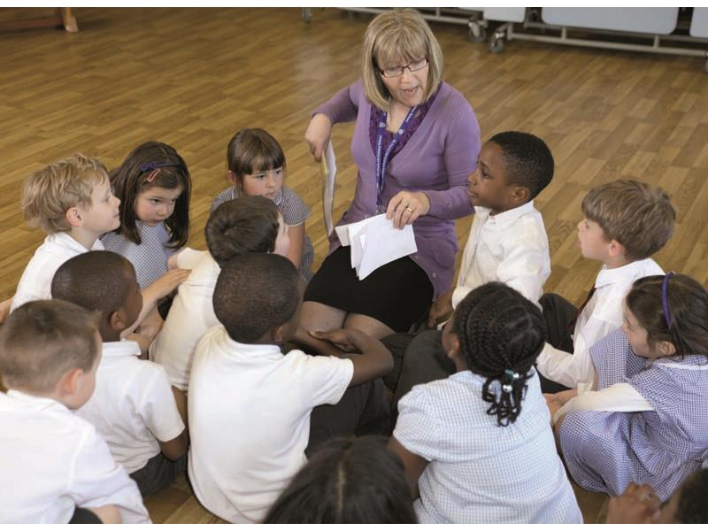 Four steps to developing teaching excellence
