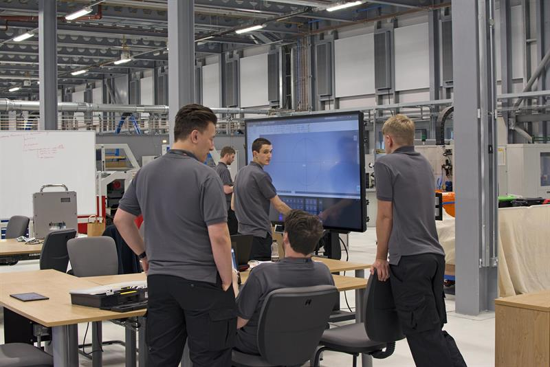 The business of apprenticeships