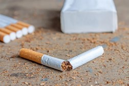 Quitting smoking can help depression