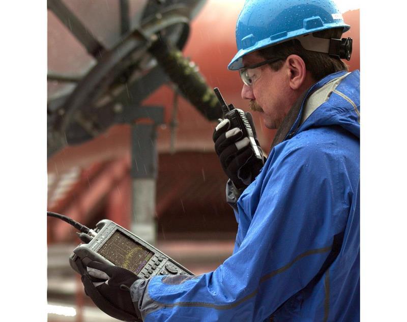 Measuring RF power in the field