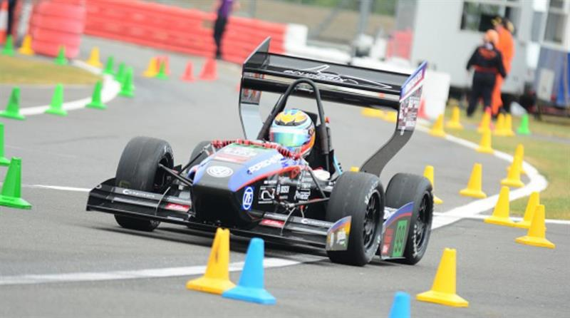 Gearing up for Formula Student 2017