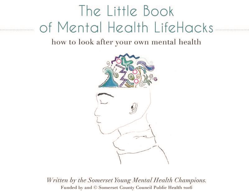 the little book of mental health life hacks