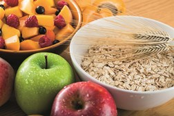 The benefits of fruits and grains are well-documen