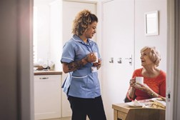 District nurses are particularly overstretched