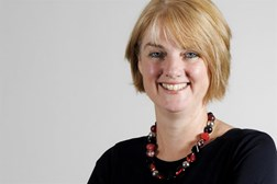 The RCM's new chief executive Gill Walton