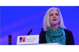 Janet Davies, RCN chief executive