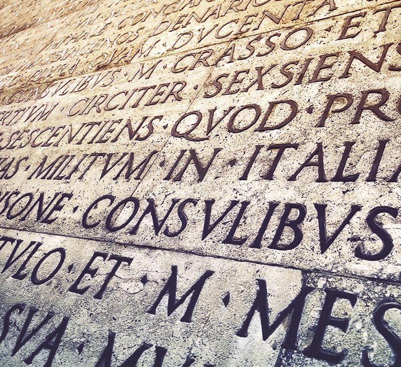 literacy through latin teaching ideas