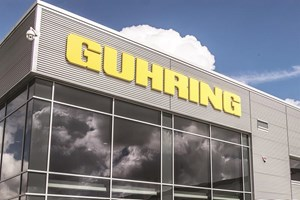 Gühring UK - geared up for growth