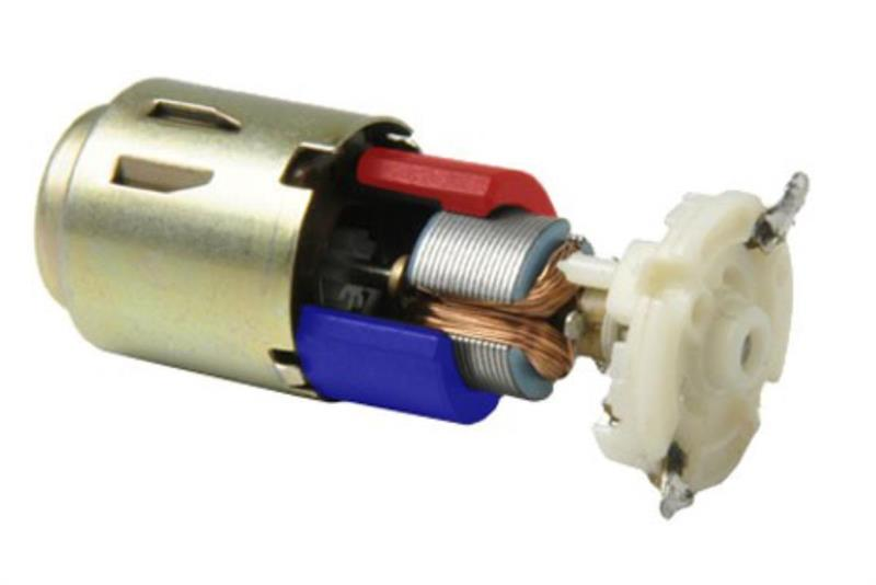 dc motor features and roles