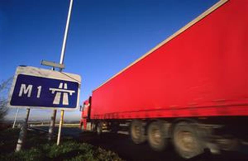 'Driverless' lorry test on United Kingdom roads next year