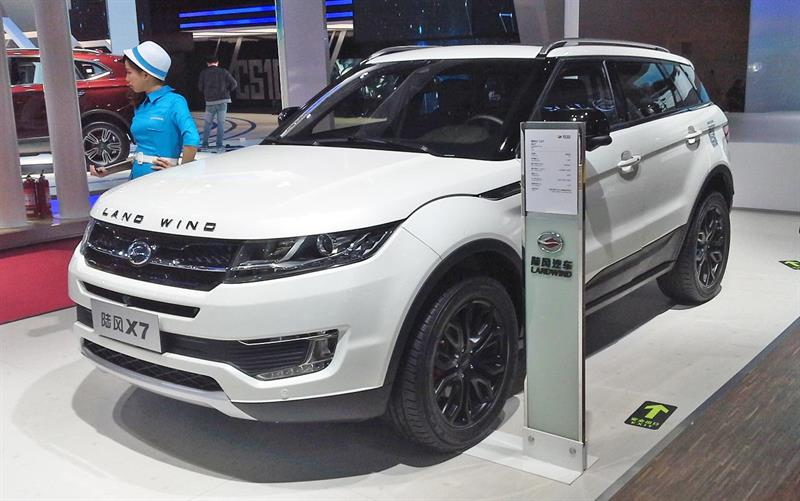 Combatting Copycat Chinese Car Makers