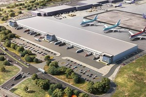 Artist's impression of JFK facility to open 2020