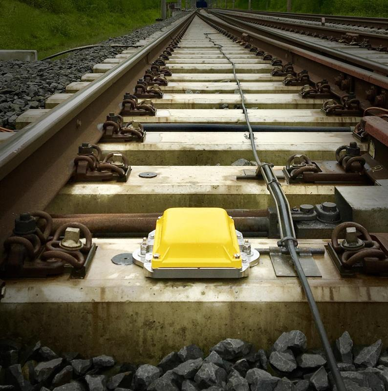 Keeping track of railway track maintenance