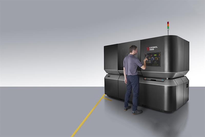 XJet introduces a non-powder-based inkjet printing method