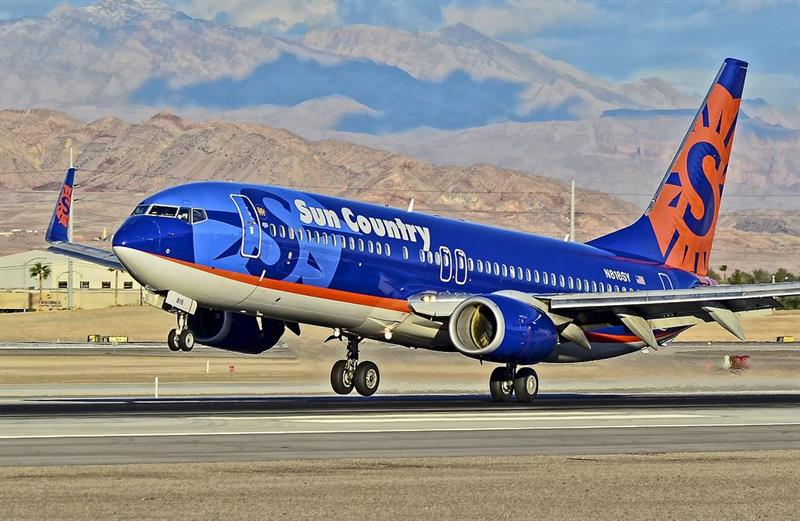 Sun Country Airlines and Global Aviation Services end