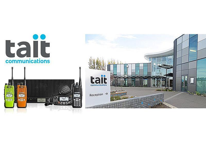 JVC Kenwood To Invest In Tait Communications