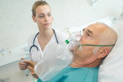 Many COPD patients fear their condition worsening