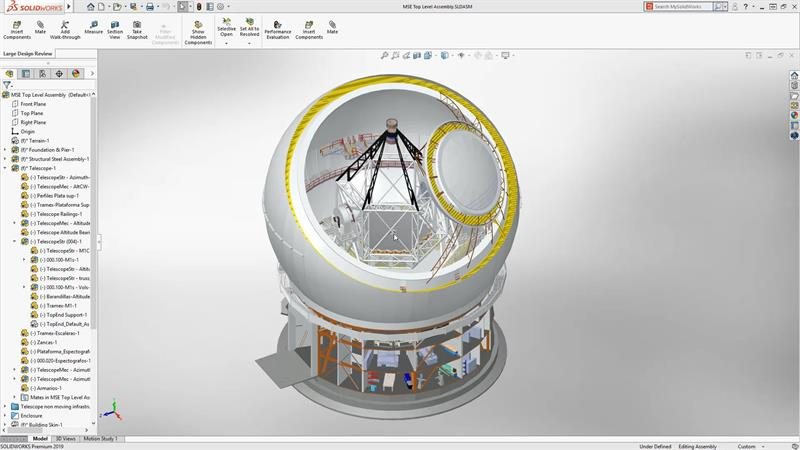 Solidworks 2019 offers a number of new features to enhance