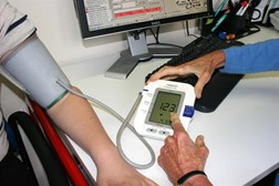 Just over half of people with high blood pressure
