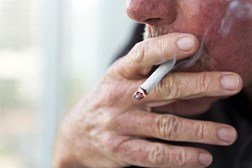 Smoking rates have fallen since 2013