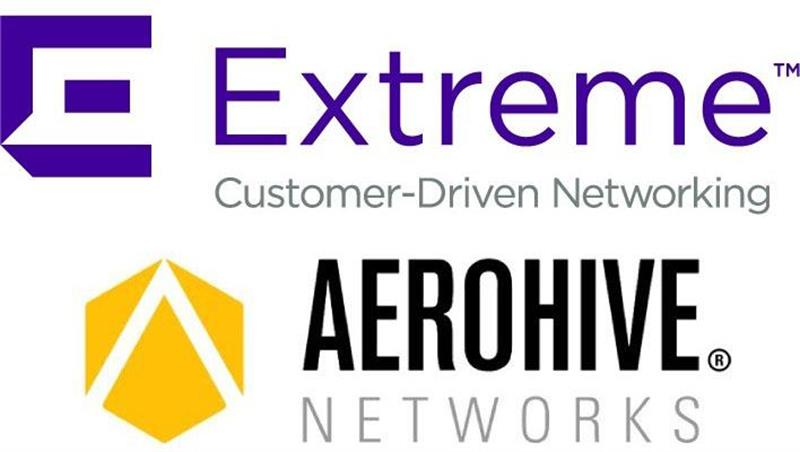 Extreme Networks to buy Aerohive Networks